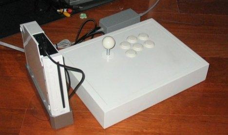 wii joystick