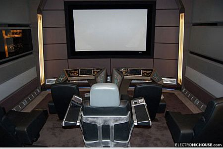 Captain S Log We Ve Found Some Awesome Home Theater From