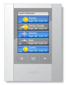 Amx Viewstat Thermostat