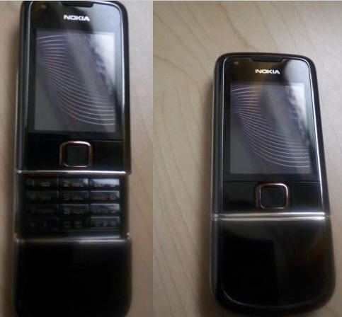 Nokia 8900 Carbon Cell Phone | Nokia Online Store