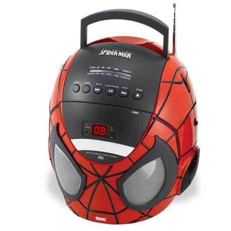 Spiderman Boombox