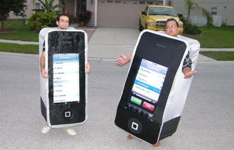 iPhone фанатики