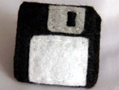Floppy disk Pin