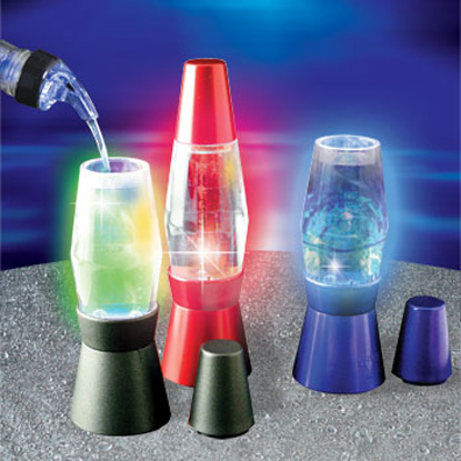 Lava Lamp Shot Glasses Make Or Break Your Trip Gearfuse