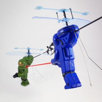 dueling space marines