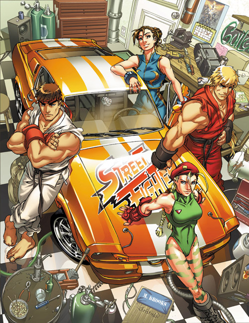 Which Street Fighter Makes The Cut?