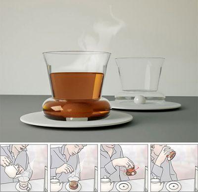 Self Mixing Mug