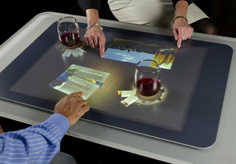 Vegas Launches Microsoft Surface Tables | GEARFUSE