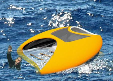 Seascout Aquatic Rescue Robot Won T Leave You Stranded