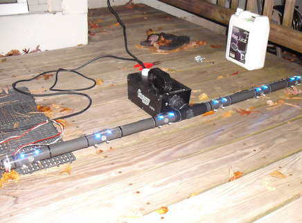 Diy Build Your Own Multi Color Fog Machine Gearfuse