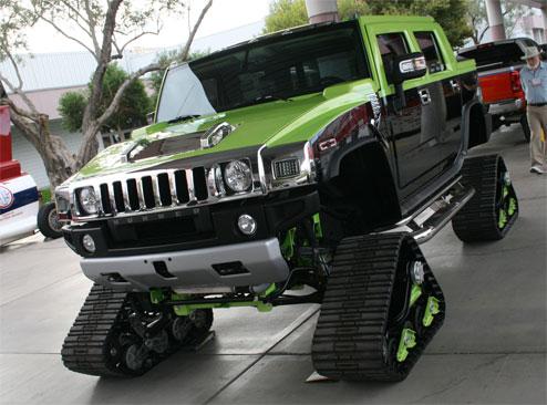 hummer pickup truck