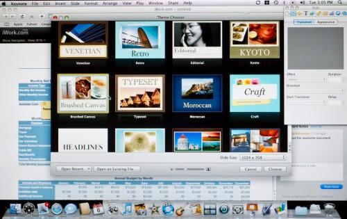 Apple iWork 09 Retail