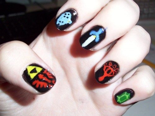 ocarina_of_time_nails_by_happylod3