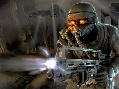 Break that release date Wednesday!! Killzone 2!
