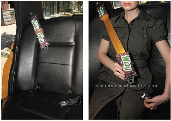 2 milkyway seatbelt Milky Way