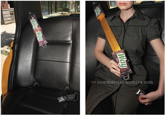 2 milkyway seatbelt Milky Way