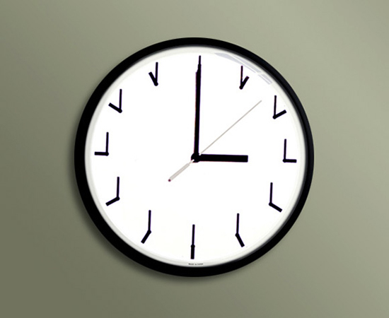 Redundant Clock Is Aptly Named | Gearfuse