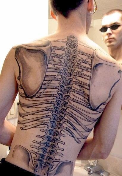 penis tattoo pictures. Skeleton Tattoos – GEARFUSE