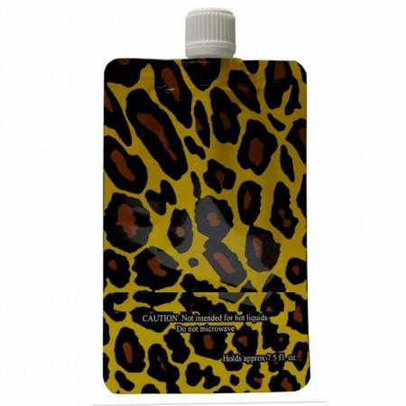 leopard-flask