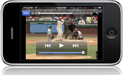 mlb at bat iphone app MLB Streaming Live Games To iPhone