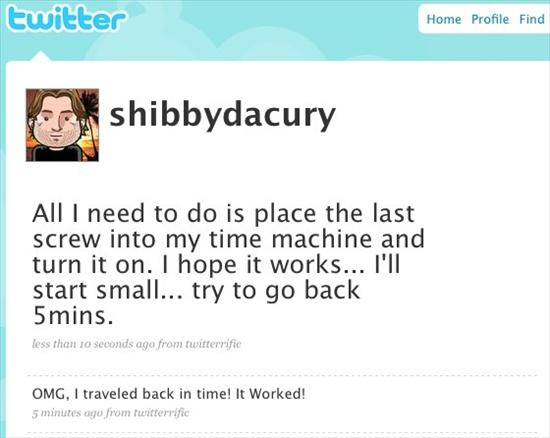 timetravel-twitter