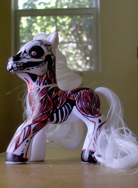 My Little Zombie Pony Will Eat Your Brain And Devour Your