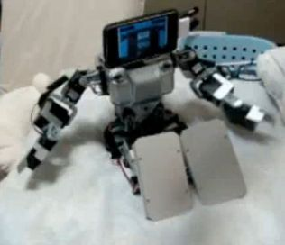 iphone-robot