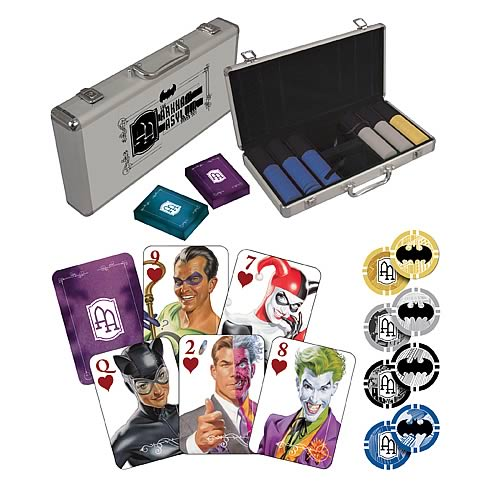 batman-poker-set