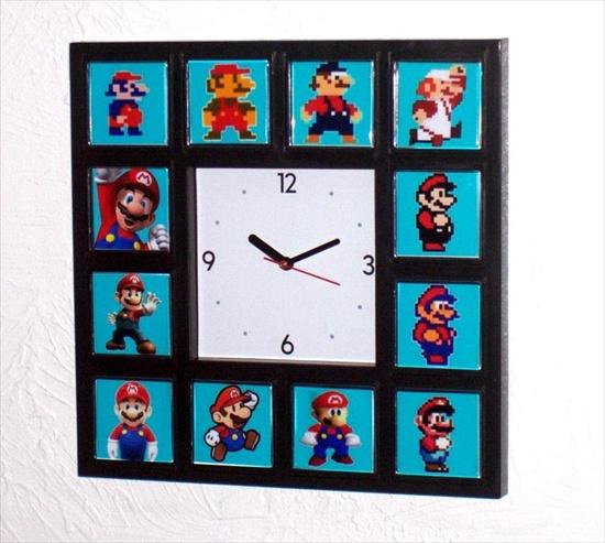 mario-clock