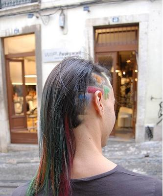 tetris bricks hair cut3