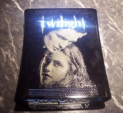 Custom Twilight Xbox 360 Case Gearfuse
