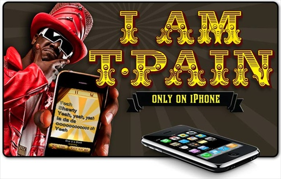 "Am T-Pain"" iPhone App Lets Anyone Use Auto-Tune"
