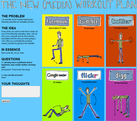 new-media-workout