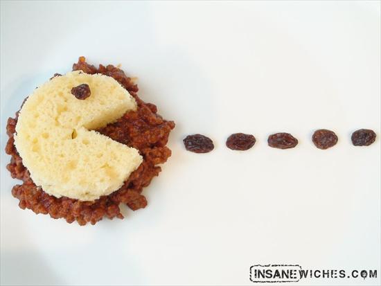 pac-manwich