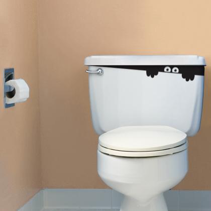 toilet-monster