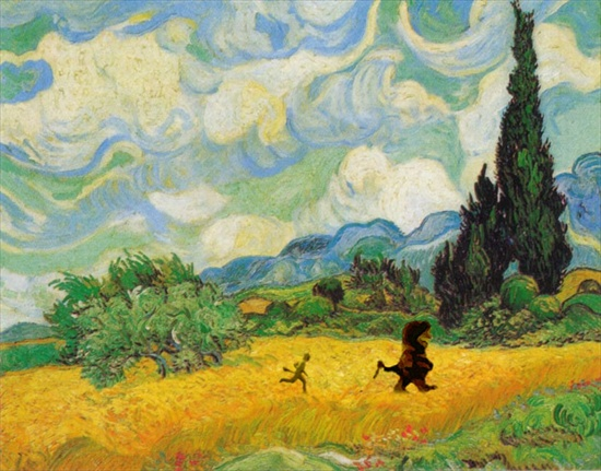 wild-things-van-gogh