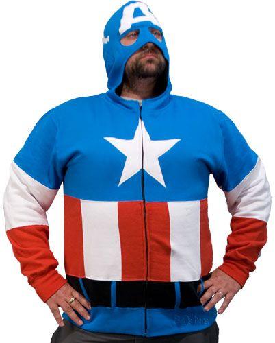 Tout ce que vous voudrez... Captain-american-costume-hoodie