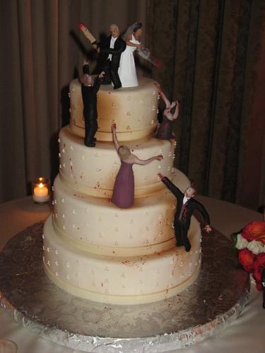 zombie-wedding-cake