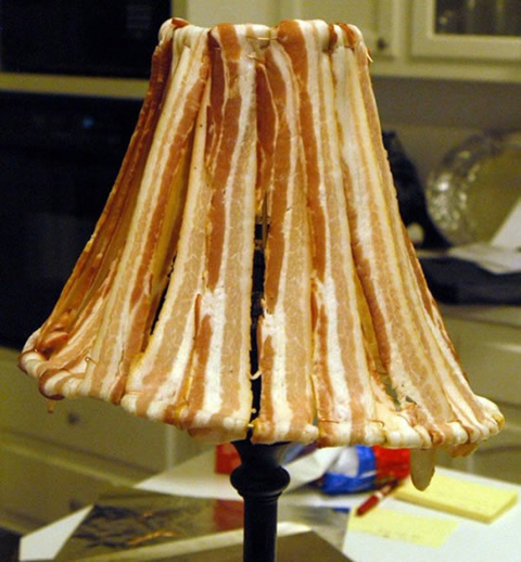 bacon-lamp
