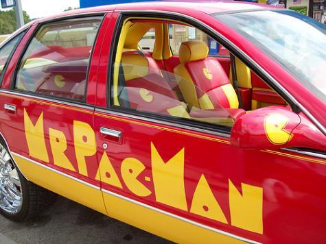 pimp-pacman-car