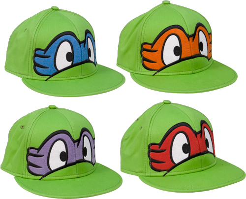 teenage mutant ninja turtles baseball hat turtle hats