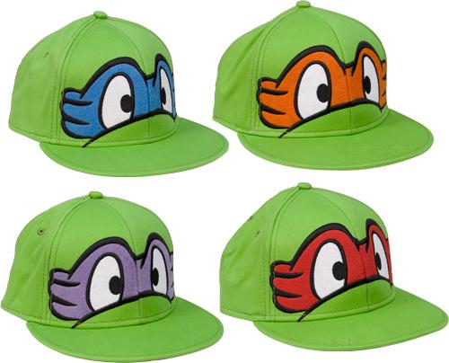 teenage mutant ninja turtles baseball hat turtle hats