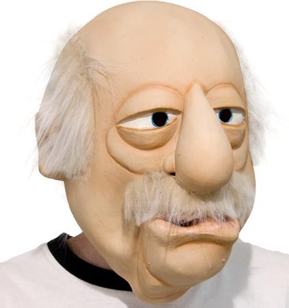 Awesome Statler And Waldorf Muppets Masks Gearfuse
