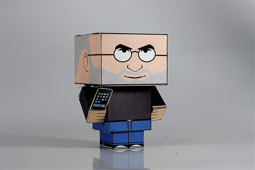 thesis paper on steve jobs