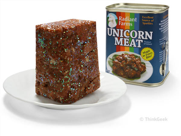 unicorn meat1 Unicorn Meat: An Alternative Source of Protein and Magic