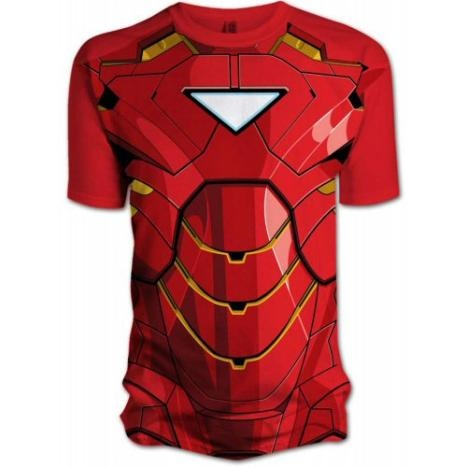 iron man armor t shirt gearfuse. Black Bedroom Furniture Sets. Home Design Ideas