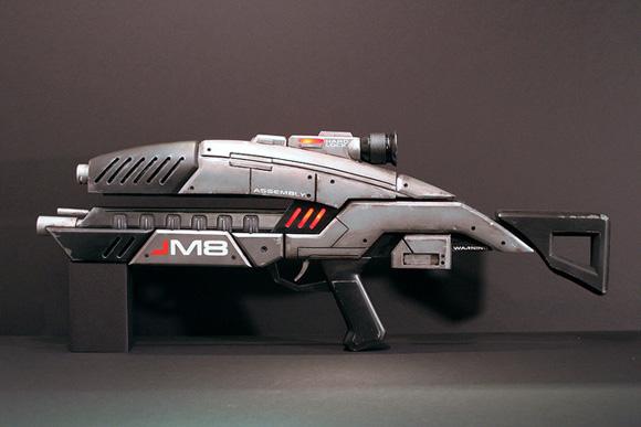 mass effect m8 replica 1
