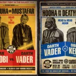 Star-Wars-Retro-Wrestling-Posters