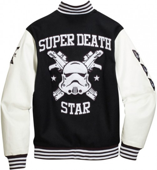adidas star wars varsity jacket 2 A Varsity Jacket for Stormtroopers