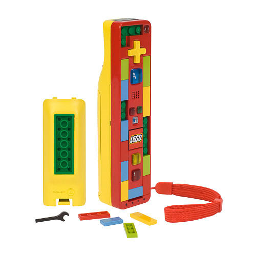 LEGO-wiimote